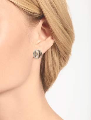 Talbots Rope Stud Earrings