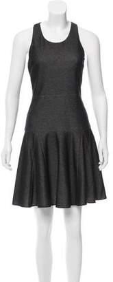 Rag & Bone Fit & Flare Textured Dress
