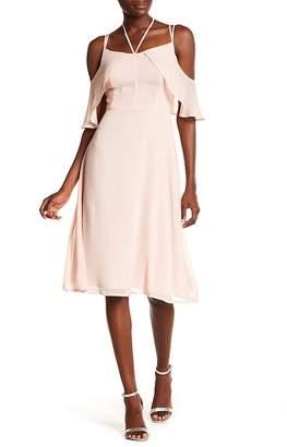 Cynthia Steffe Rhea Cold Shoulder Dress