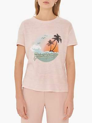 Gerard Darel Valentina T-Shirt, Pink