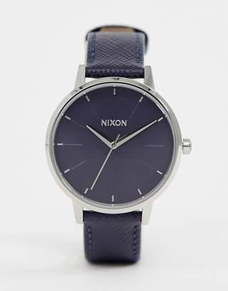 Nixon Kensington Leather Watch 37mm
