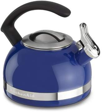 KitchenAid 2 Qt. Porcelain Enamel Stove Tea Kettle - KTEN20CB
