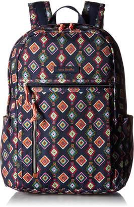 Vera Bradley Women's Lighten up Printed Small Backpack