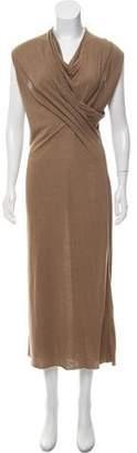 Rick Owens Lilies Knit Maxi Dress