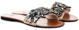 N°21 Italo embellished sandals