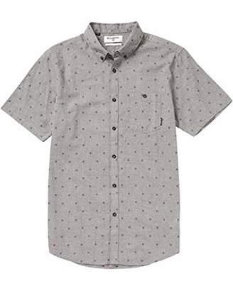 Billabong Men's All Day Short Sleeve Woven Shirts