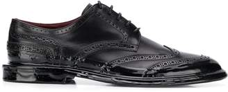 Dolce & Gabbana vintage brogue shoes