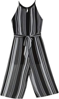 388f143dac5 Amy Byer Iz Girls 7-16 IZ Striped Chiffon Jumpsuit