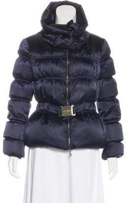 Flavio Castellani Belt-Accented Puffer Jacket