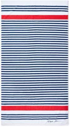 Ralph Lauren Healy Striped Beach Towel