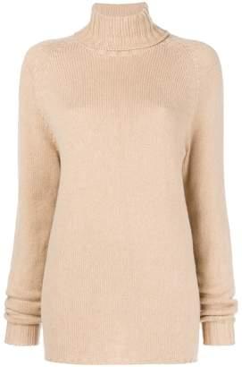 Ma Ry Ya Ma'ry'ya knitted turtleneck jumper