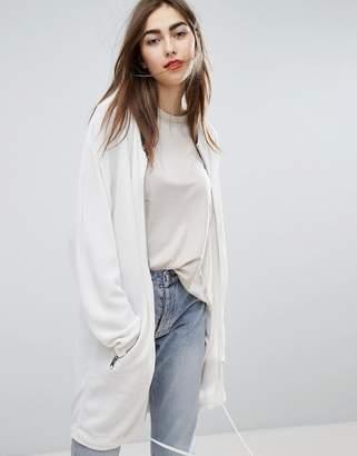 Moss Copenhagen Knitted Longline Cardigan