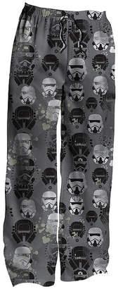 Star Wars Mens Tall Microfleece Pajama Pants