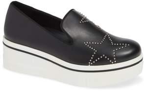 Stella McCartney Binx Star Stud Platform Sneaker
