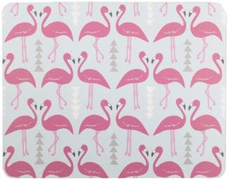 Rosa & Clara Designs - Flamingo Flourish Placemats Set Of Four