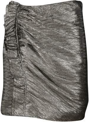 IRO Ruffled Trim Skirt