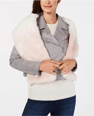 INC International Concepts I.n.c. Ombre Faux-Fur Stole