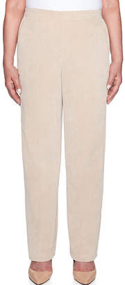 Alfred Dunner Home For The Holidays Classic Fit Corduroy Pull-On Pants