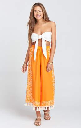 Show Me Your Mumu Explorer Tassel Pants ~ Nomad Blintz Clementine