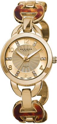 Akribos XXIV Women's Ultimate Diamond Watch