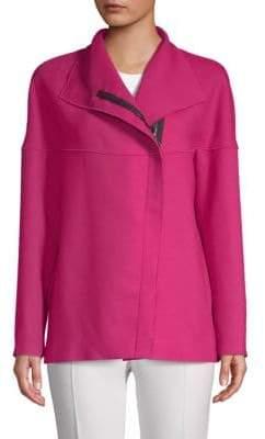 Akris Punto Wide Collar Jacket