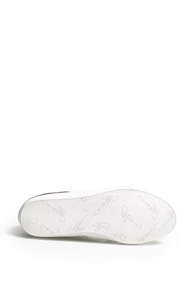 Report Signature 'Cosanna' Chain Embellished Calf Hair Sneaker