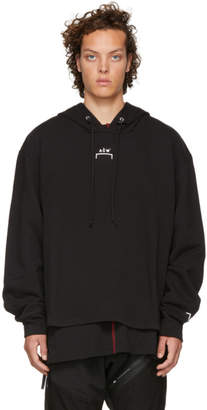 A-Cold-Wall* A Cold Wall* Black Logo Hoodie