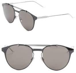 Christian Dior Motion1 53MM Aviator Sunglasses