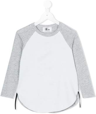 Lost And Found Kids raglan top