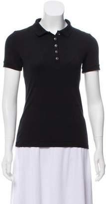 Burberry Short Sleeve Top