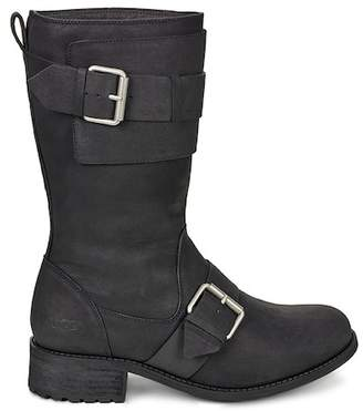 UGG Chancey Leather Knee-High Waterproof Boot