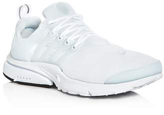 Nike Men's Air Presto Essential Lace Up Sneakers $120 thestylecure.com