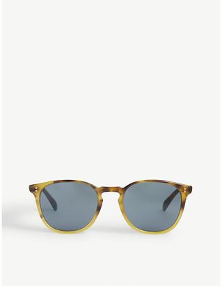 Oliver Peoples Ov5298su Finley Esq. Sun round-frame sunglasses