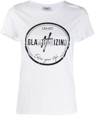 Liu Jo Glamourizing T-shirt