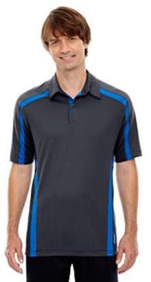 Ash City - North End Sport Red Men's Accelerate UTK cool?logik Performance Polo - BLKSILK 866 - S 88667