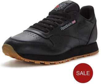 Reebok Classic Leather Mens Trainers - ShopStyle UK 1ec23f807