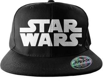 Star Wars Logo Adjustable Size Official Snapback Cap