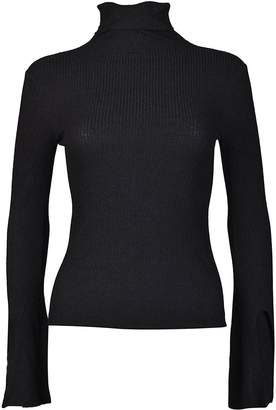 Enza Costa Turtleneck Sweater