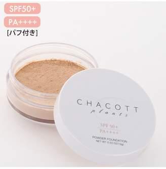 Chacott Cosmetics パウダーファンデーション【ピンクベージュ】(C)FDB
