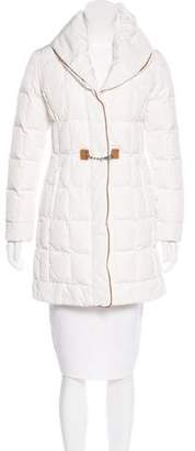 Marni Quilted Down Coat