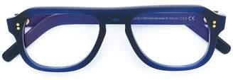 Cutler & Gross wide framed glasses