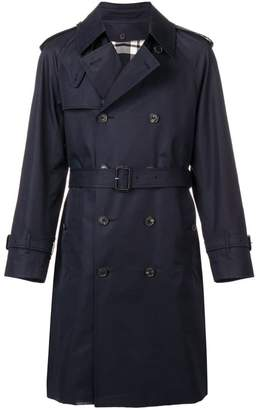 MACKINTOSH Ink Cotton Trench Coat GM-130FD