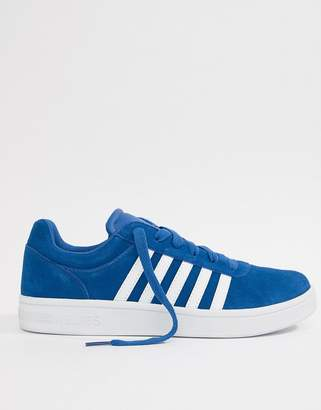 K-Swiss Court Cheswick SDE Sneakers In Blue