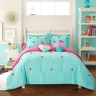 Better Homes Gardens Kids Pom Comforter Set