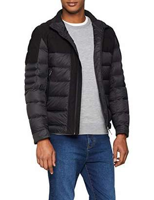 BOSS Athleisure Men's Jonkins 4 Jacket, (Black 001), Small