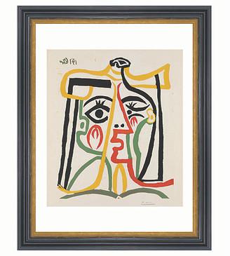 Munn Works Picasso - TÃate de Femme - 1962 Art