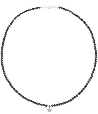 Catherine Michiels mini star necklace