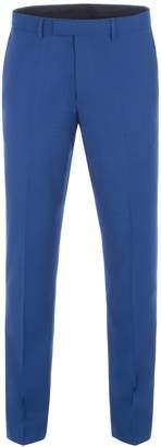 Lambretta Men's Ocean Slim-Fit Suit Trousers