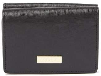 Furla Classic Trifold Leather Wallet