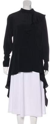 Marni Long Sleeve High-Low Tunic